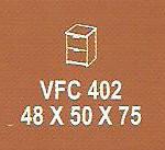 Meja Kantor Modera VFC 402 ( V Class )