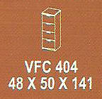 Meja Kantor Modera VFC 404 ( V Class )