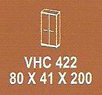Meja Kantor Modera VHC 422 ( V Class )