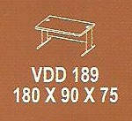 Meja Kantor Modera VOD 189 ( V Class )
