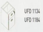 Meja Kantor Uno ( Hanging Drawer) UFD 1134 & UFD 1184 ( Classic Series )