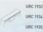Meja Kantor Uno ( Reception Counter ) URC 1935 ( Classic Series )