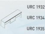 Meja Kantor Uno ( Reception Counter ) URC 1934 Classic Series )