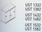 Meja Kantor Uno ( Sliding Credenza ) UST 1432 & UST 1482 ( Classic Series )