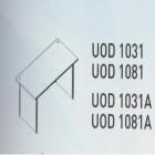 Meja Kantor Uno ( Drawer ) UOD 1081 & UOD 1031 ( Classic Series )