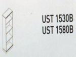 Meja Kantor Uno ( Tall Credenza ) UST 1530 B & UST 1580 B ( Classic Series )