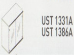 Meja Kantor Uno ( Upper Credenza ) UST 1331 A & UST 1386 A ( Classic Series )