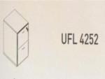 Meja Kantor Uno ( Filling Cabinet ) UFL 4252 ( Gold Series )