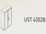 Meja Kantor Uno ( Lower Credenza ) UST 4352 B ( Gold Series )