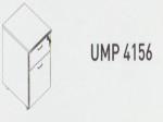 Meja Kantor Uno ( Mobile Drawer ) UMP 4156 ( Gold Series )