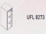 Meja Kantor Uno ( Filling Cabinet ) UFL 8273 ( Lavender Series )