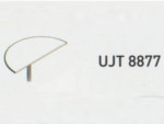 aMeja Kantor Uno ( Joint Table ) UJT 8877 ( Lavender Series )