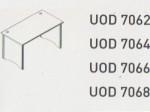 Meja Kantor Uno ( Office Desk ) UOD 7066 ( Modern Series )
