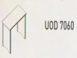 Meja Kantor Uno ( Side Desk ) UOD 7060 ( Modern Series )