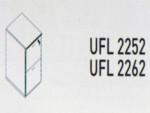 Meja Kantor Uno ( Filling Cabinet ) UFL 2252 & UFL 2262 ( Platinum Series )