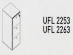 Meja Kantor Uno ( Filling Cabinet ) UFL 2253 & UFL 2263 ( Platinum Series )