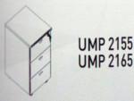 Meja Kantor Uno ( Mobile Drawer ) UMP 2155 & UMP 2165 ( Platinum Series )