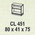 Meja Kantor Modera CL 451 ( M Class )