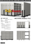 Mobile File Mekanik Alba MF AUM 3-03 ( 120 Cpts )