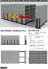 Mobile File Mekanik Alba MF AUM 3-05 B ( 180 Cpts )
