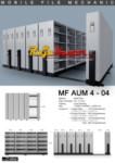 Mobile File Mekanik Alba MF Aum 4-04 Grey