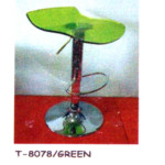 Kursi Bar & Cafe Tiger T-8078 Green