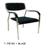 Kursi Susun Tiger T-FB1B2 Black