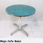 Meja Cafe Tiger Bulat