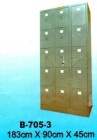 Locker 12 Pintu Brother Type B-705-3