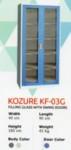 Lemari Arsip Kozure KF-03G