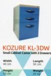 Filling Cabinet Kozure KF-3DW