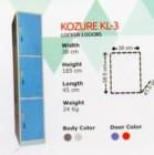 Locker Kozure KL-3