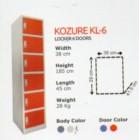 Locker Kozure KL-6