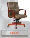 Kursi Kantor Direktur CARRERA KING 2 B