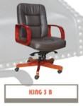 Kursi Kantor Direktur CARRERA KING 3 B