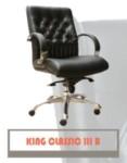 Kursi Kantor Direktur CARRERA KING CLASSIC III B