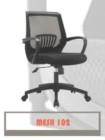 Kursi Kantor Staff CARRERA MESH 102