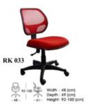 Kursi Staff Erka RK 033